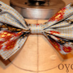 Blue Bow Tie from Oyato