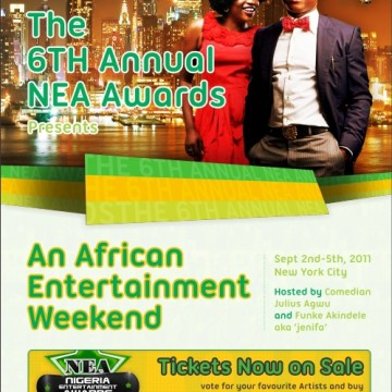 Gbo Gbo Bigz Girlz (And Bigz Boyz) At The Gbo Gbo Bigz Nigeria Entertainment Awards