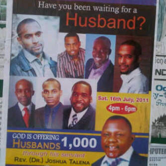 Are You Looking For A Husband?