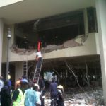 Bomb at UN Building, Abuja