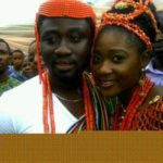 Mercy Johnson and Prince Odi Traditional Marriage