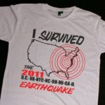 Earthquake Shirt
