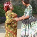 First Ladies: Patience Jonathan & Michelle Obama