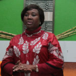 Nigeria&#039;s Minister of Information, Professor Viola Adaku Onwuliri
