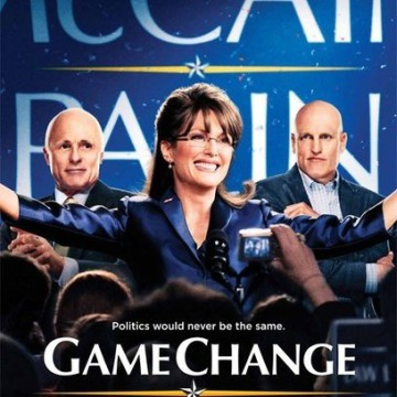 Movie Review: Game Change [The Sarah Palin Movie]