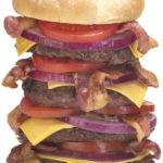 Quadruple Bypass Burger