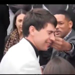 Poor Reporter Got A Back-Handed Slap From Will Smith