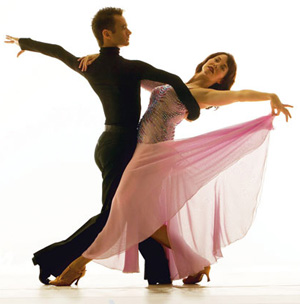 how to start ballroom dancing