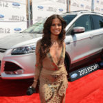 Rocsi Diaz at the 2012 BET Awards