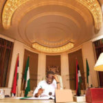 Presidential Office At Aso Rock