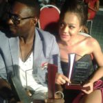 Jim Iyke & Nadia Buari Are Dating???