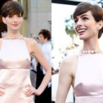 Anne Hathaway&#039;s sewn-on nipples