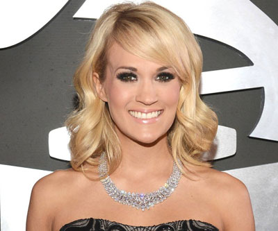 Carrie Underwood and her $31 million dollar necklace