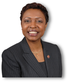 Yvette D. Clarke, U.S. Rep