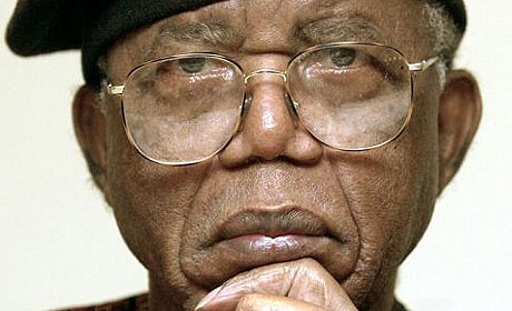 Chinua Achebe passes on