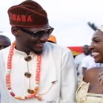 Mr. &amp; Mrs. Idibia looking all kinds of in love