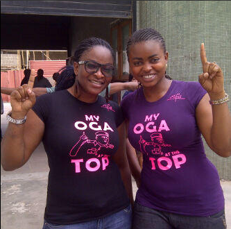 My Oga At The Top tees