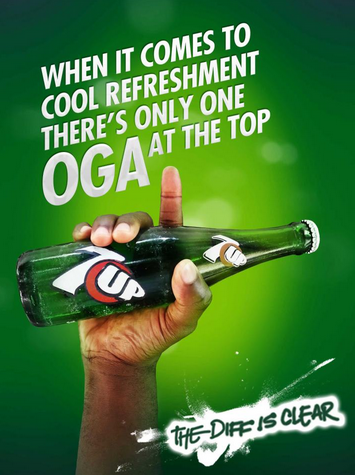 7UP for My Oga At The Top