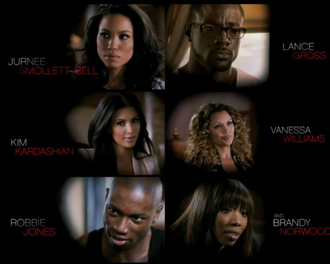 Cast of Tyler Perry's Temptation: Confessions Of A Marriage Counselor
