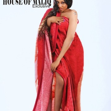 But Why Is Oge Okoye Wearing A Blanket?