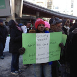 PICTURES: OccupyNigeria In Toronto, Canada