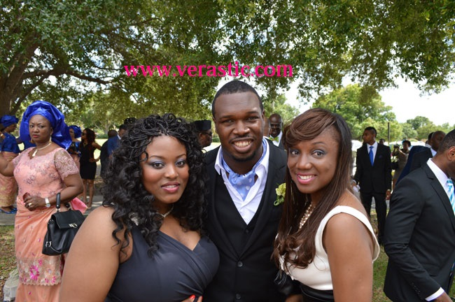 Me, Nonso, and Nneoma. Literally the ONLY picture I took with Arinze (apart from the group ones)