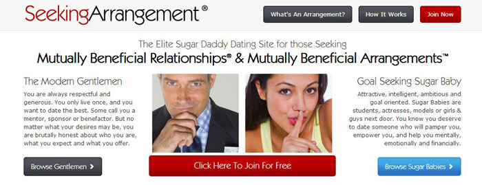 Big daddy online dating sites