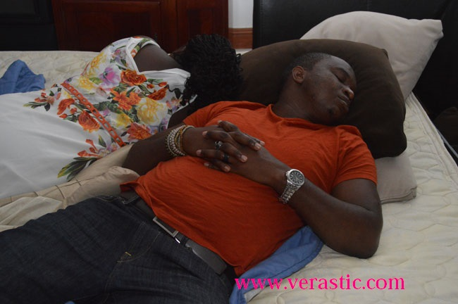 Igwe and Funmie. And this was when they were supposed to be getting ready for the club