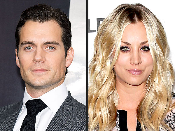 Henry Cavill and Kaley Cuoco