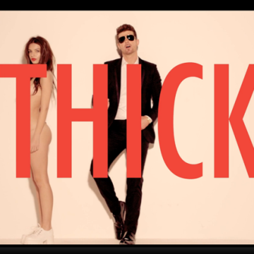 Is Robin Thicke's 'Blurred Lines' A Rape Song?