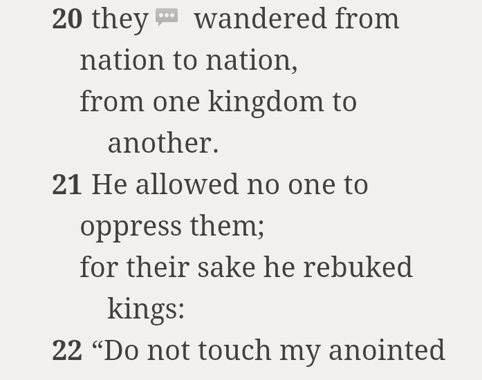 "Does The Bible Really Say, ""Touch Not My Anointed?"""
