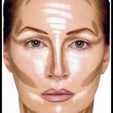 Highlighting And Contouring: The New Make-Up Fad