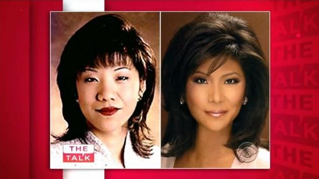 Julie Chen Had Eye Surgery Because She Was Too Chinese