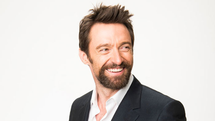 Hugh Jackman: My Wolverine. What more can I say?