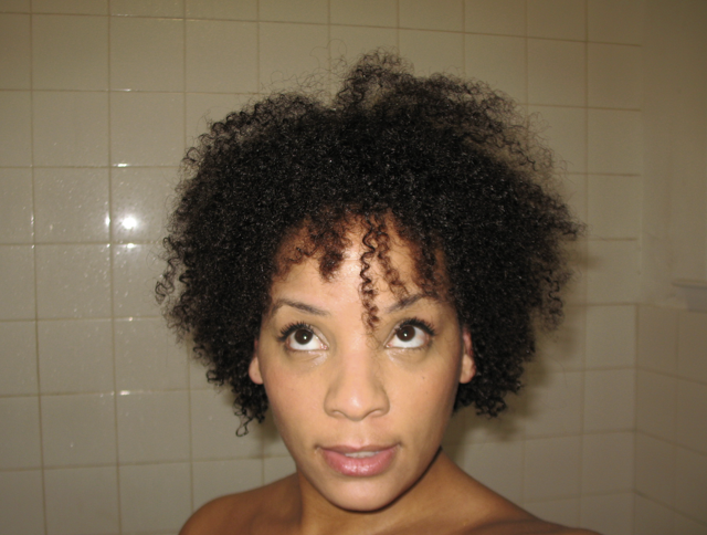 ... cherry Lola (and she also has 4a hair – though she's mixed race