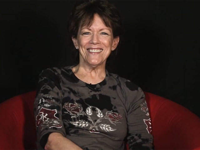 Susan Bennett, Voice Of Siri. Image source: abc ACTION NEWS