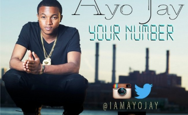 Your Number by Ayo Jay