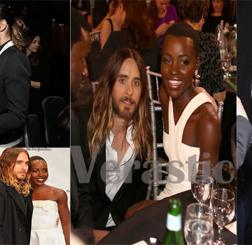 Dear Lupita Nyong'o And Jared Leto, Is There Something You Wanna Tell Us?