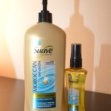 So Suave®! It's My Silky, Commercial-Worthy Skin