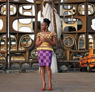 Chimamanda Ngozi Adichie Talks Fashion In Elle March 2014 Issue