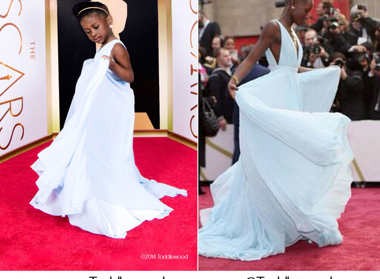 Oscar Red Carpet Look-Alike Kids: So Cute!!!