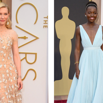 My Favorite Looks From The 86th Annual Academy Awards
