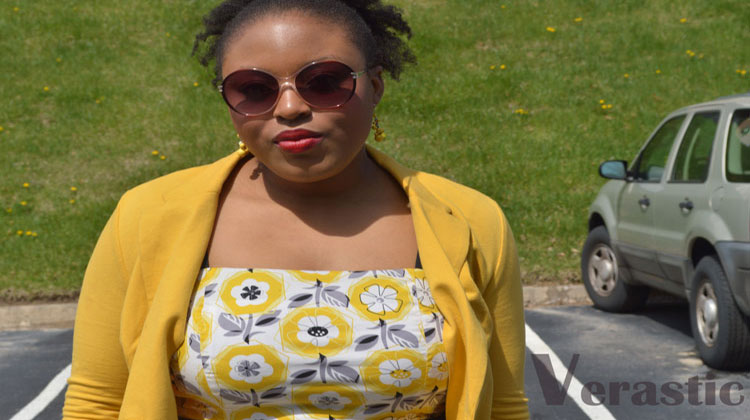 What I Wore On Easter Sunday