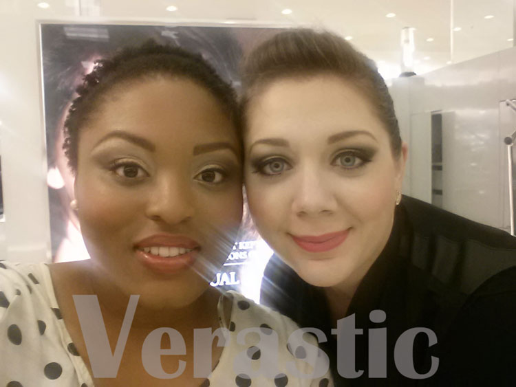 Me & Sarah, MUA at Lancôme (White Marsh Mall, MD)
