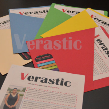 Verastic Media Kit