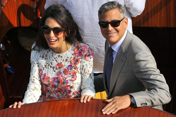 George Clooney And Amal Alamuddin Need A Lesson On Weddings