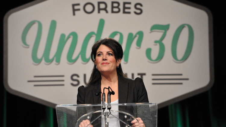 Monica-Lewinsky-at-Forbes-30-Under-30-Seminar