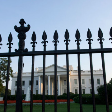 Dominic Adesanya, 23, Jumped Over White House Fence???