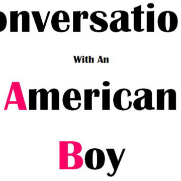 Conversations With An American Boy: About The Kidnaps In Nigeria