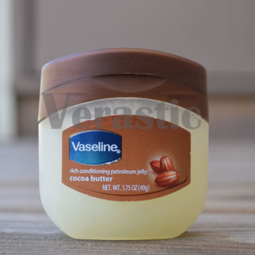 The Case Of The Missing Vaseline